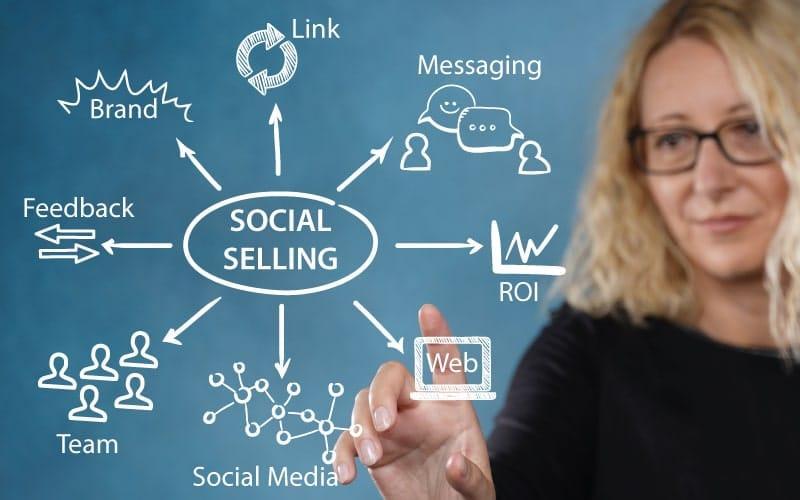 Social Selling für B2B Geschäfte